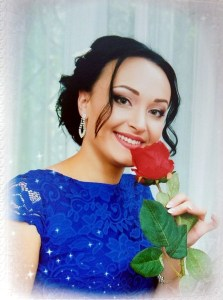 optimistic Ukrainian female from city Nikolaev Ukraine