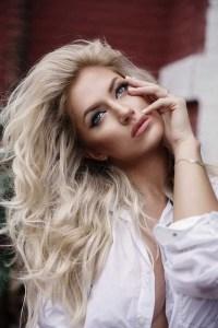 pleasant Ukrainian girl from city Kiev Ukraine