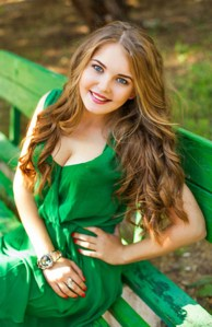 positive Ukrainian best girl from city Odessa Ukraine