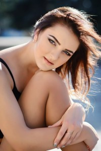 pretty Ukrainian female from city Rovno Ukraine