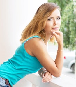 pure Ukrainian female from city Poltava Ukraine