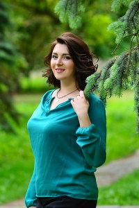 real Ukrainian bride from city Rivne Ukraine