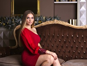 romantic Ukrainian lass from city Zaporozhye Ukraine