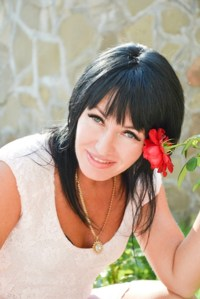 romantic Ukrainian fiancee from city Mariupol Ukraine