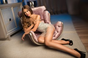 sensuous Ukrainian woman from city Kiev Ukraine