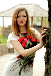 soulful Ukrainian female from city Kremenchug Ukraine