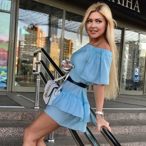 steady Ukrainian womankind from city Kiev Ukraine