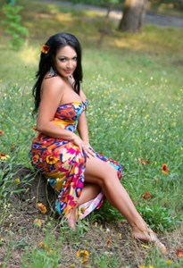 steady Ukrainian lady from city Odessa Ukraine