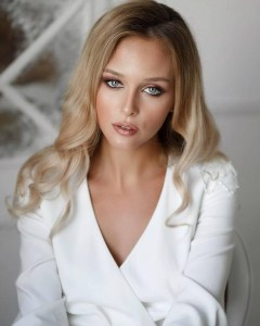 superb Russian bride from city Ekaterinburgh Russia