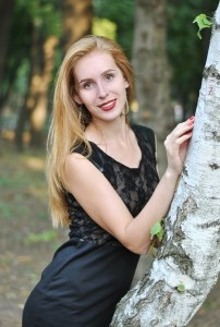 superior Ukrainian woman from city Kramatorsk Ukraine