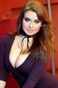 attractive Ukrainian femininity from city Kharkov Ukraine