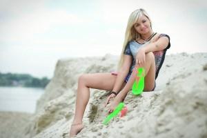 versatile Ukrainian girl from city Konstantinovka Ukraine