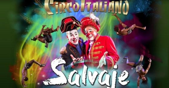Resultado de imagen de circo italiano salvaje oviedo