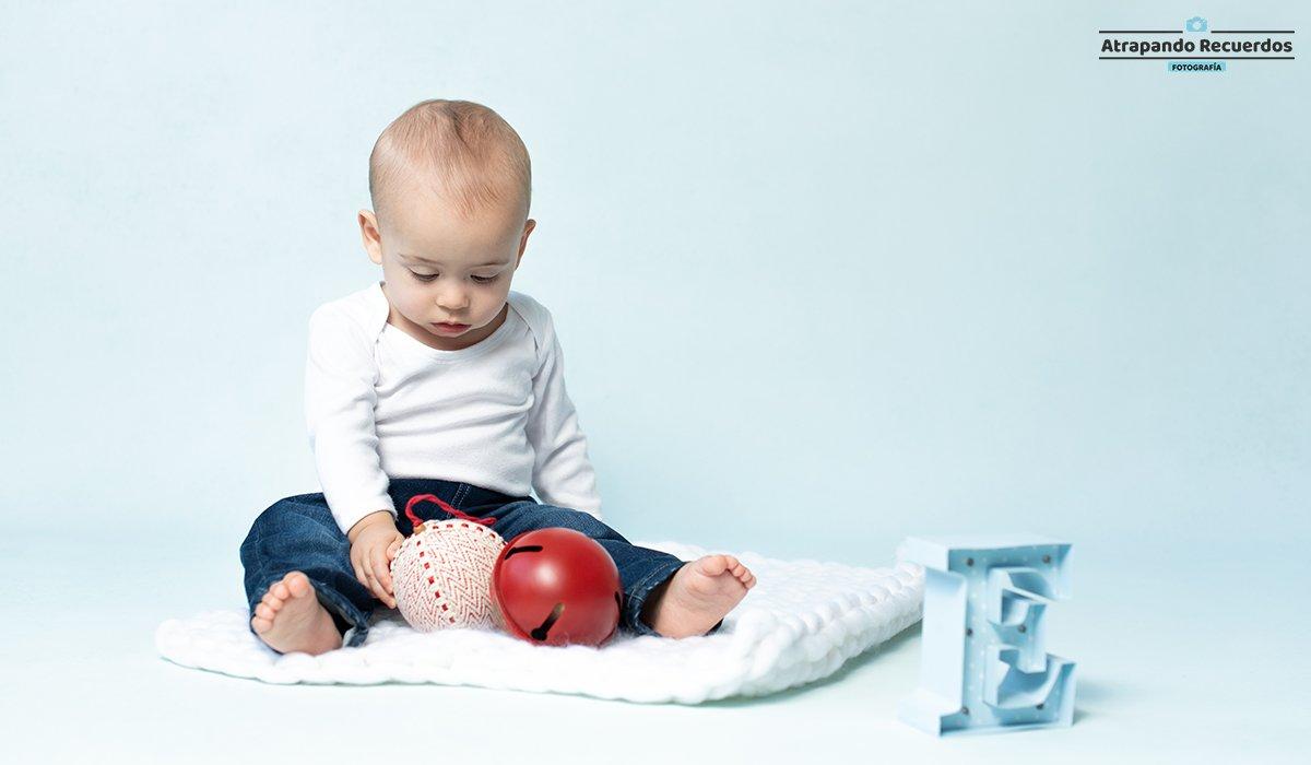 Foto de Bebé jugando