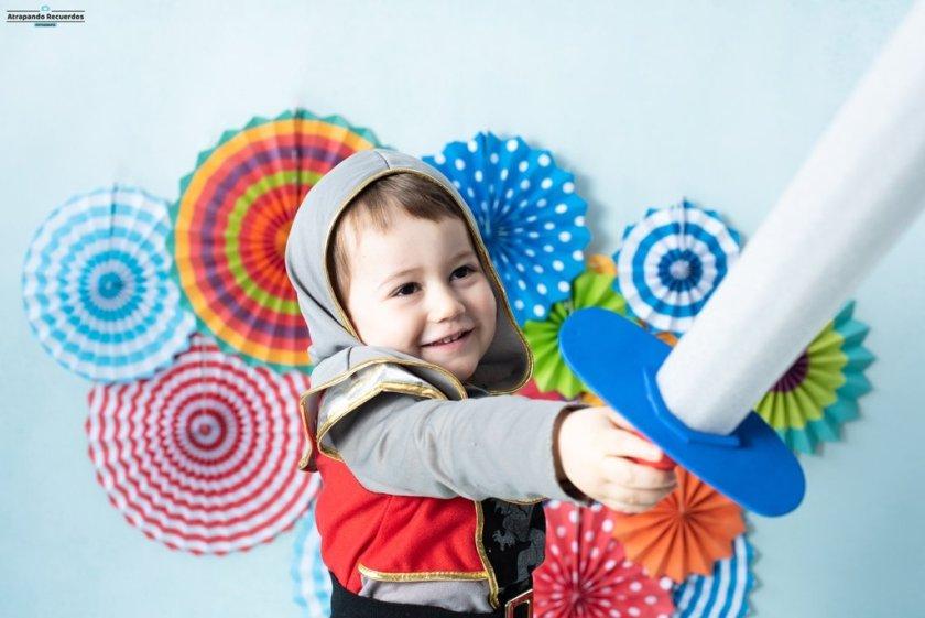 sesion fotos infantil bilbao bizkaia disfraz carnaval