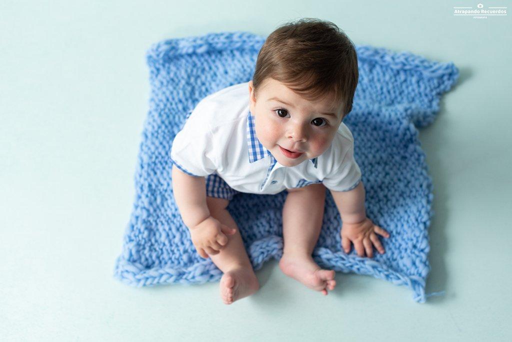 reportaje de fotos bebe infantil bilbao
