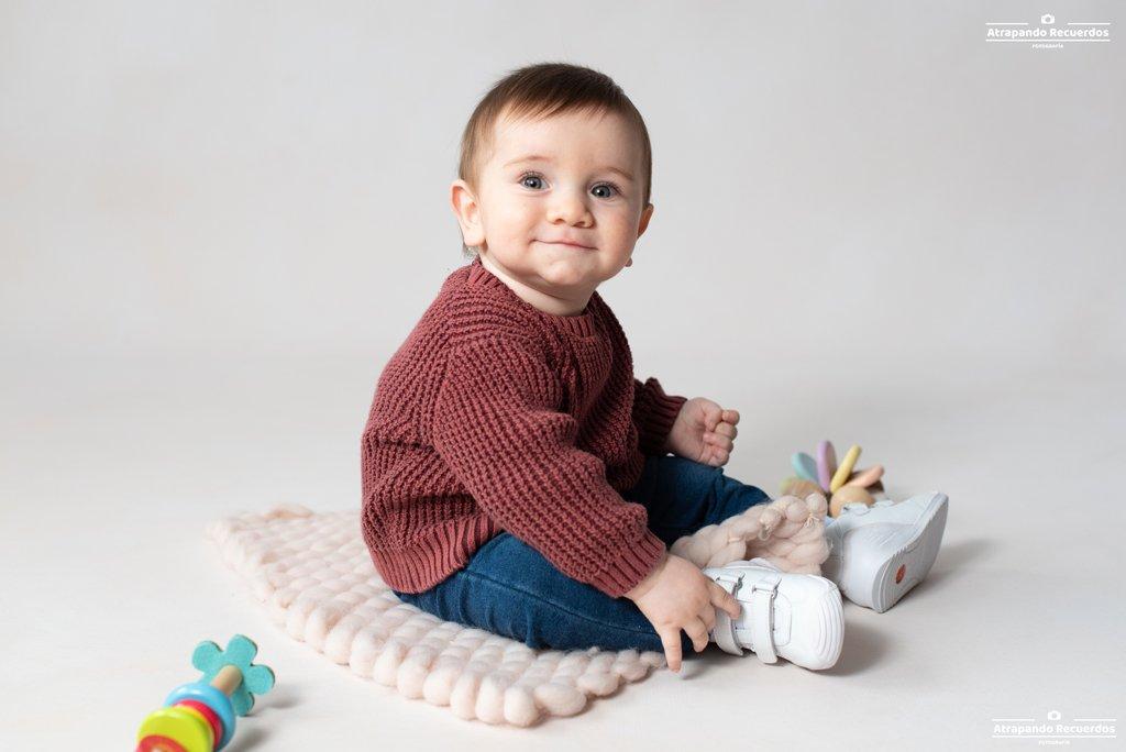 reportaje fotografico infantil bilbao