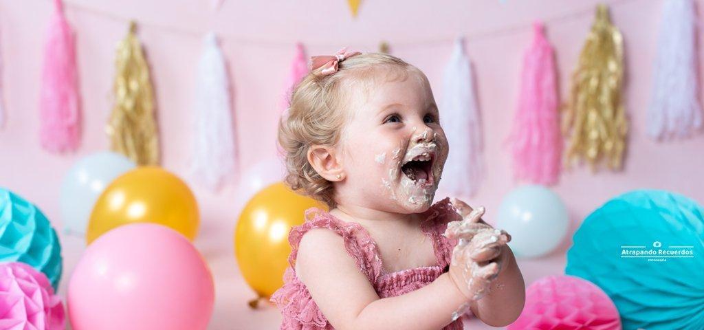 sesion de fotos smash cake barakaldo destacada