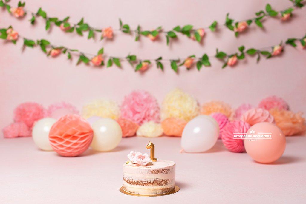 Sesión de fotos tarta Getxo