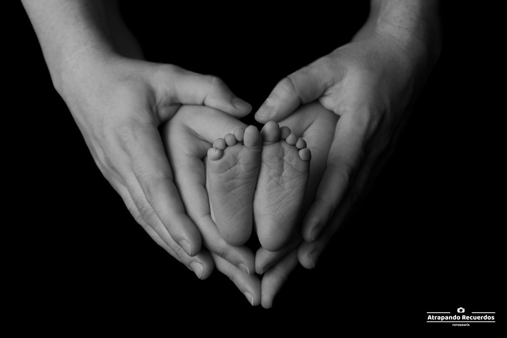 fotografia de newborn bilbao - basauri