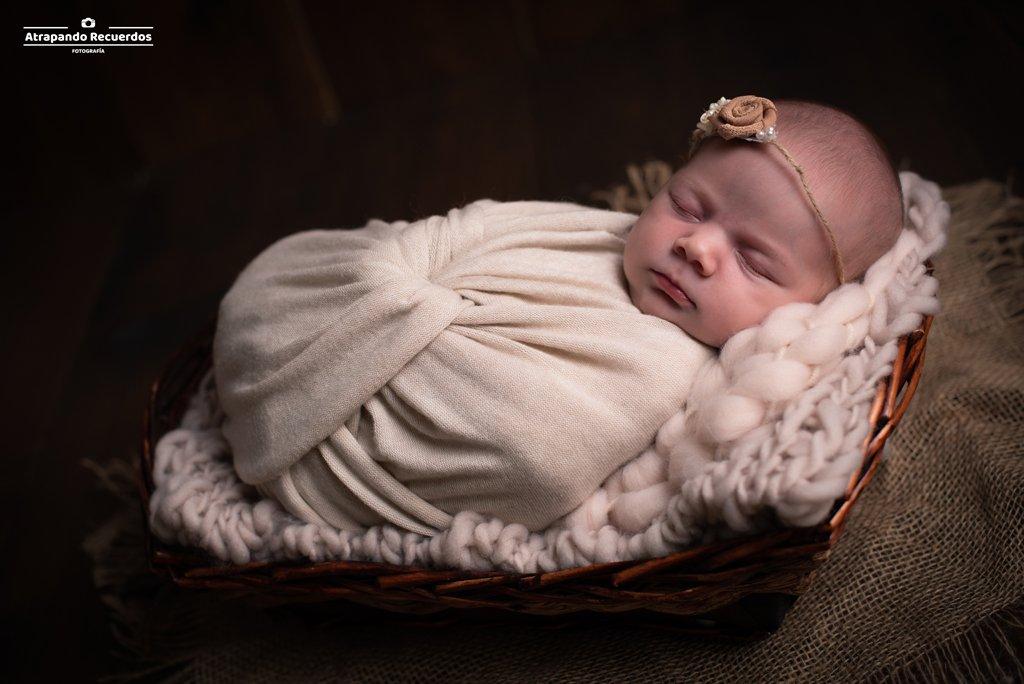 fotografia de newborn bilbao