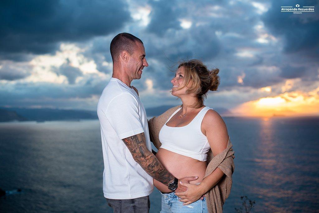 fotografia embarazo barakaldo
