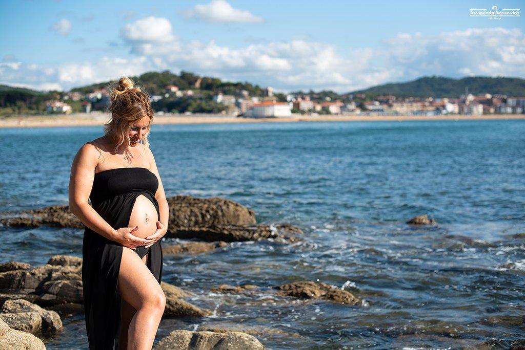 fotografo embarazo bilbao bizkaia