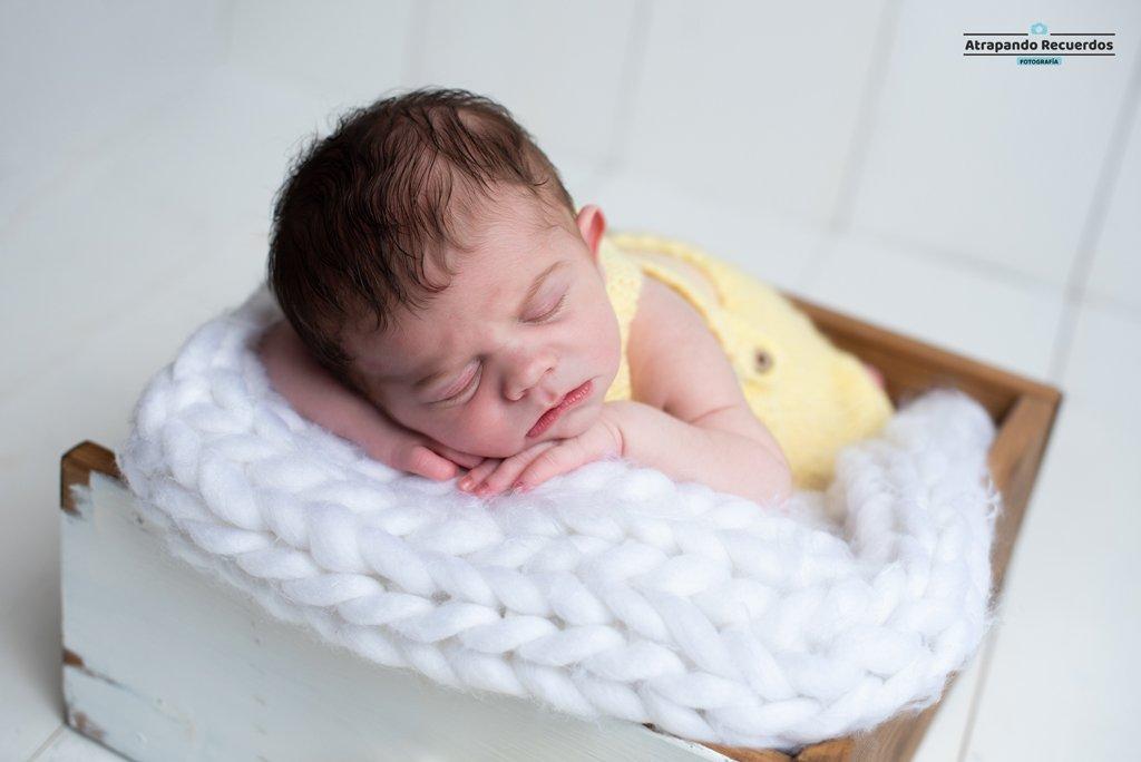 Fotografo newborn Bizkaia