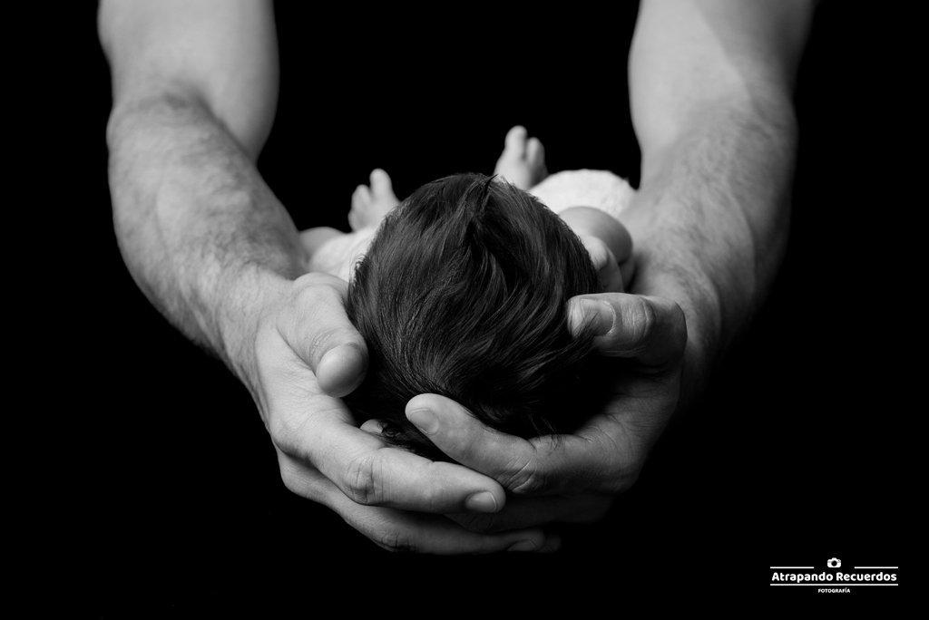 fotografia newborn bilbao getxo
