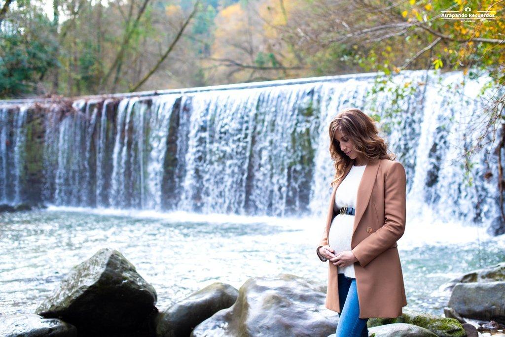 Fotografia embarazo bilbao