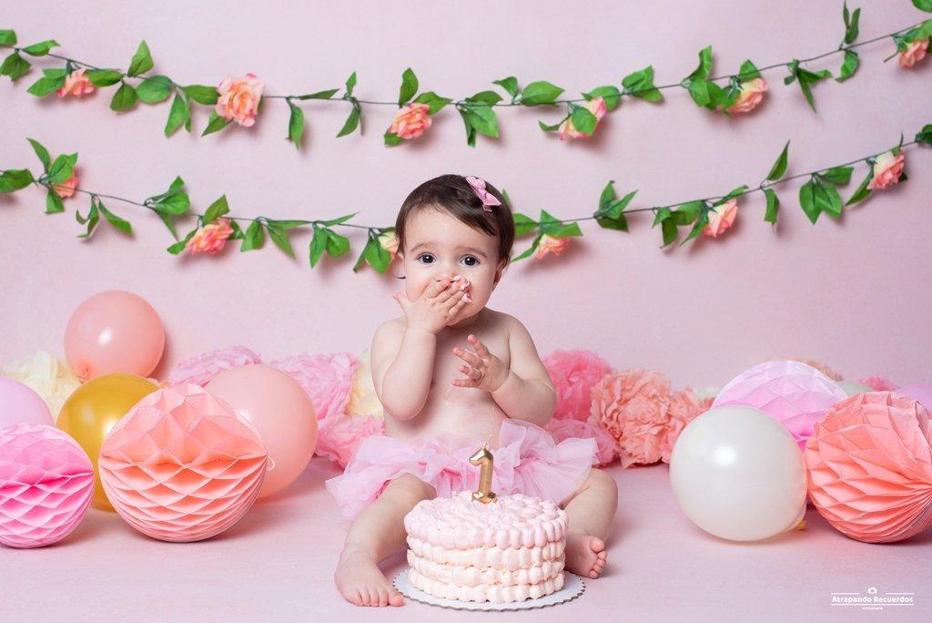fotografias smash cake bilbao