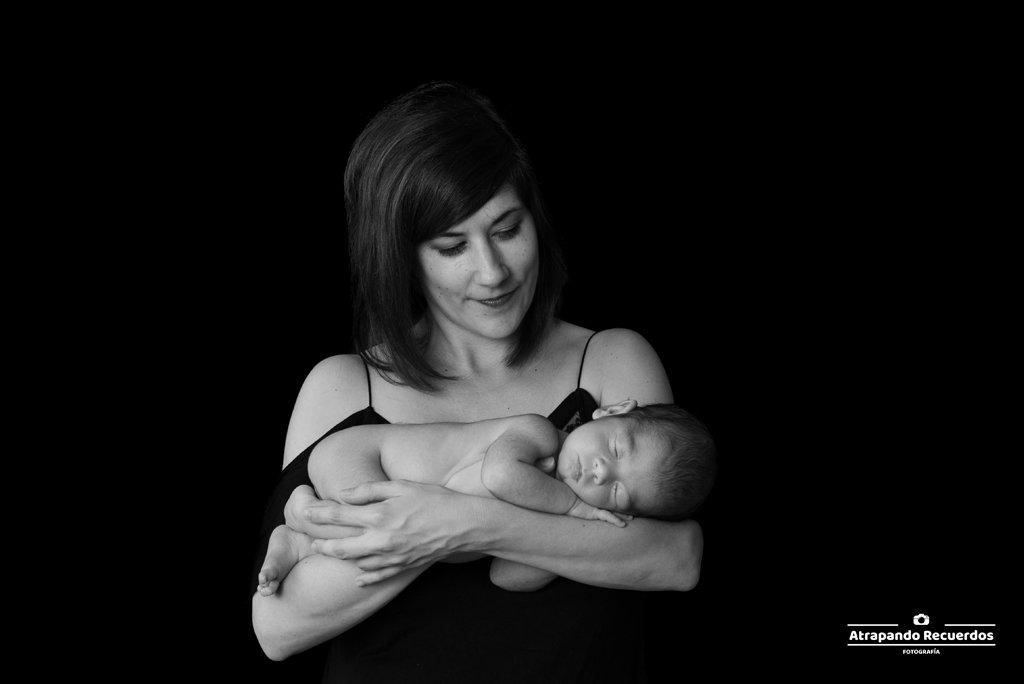fotografia bebe recien nacido bilbao