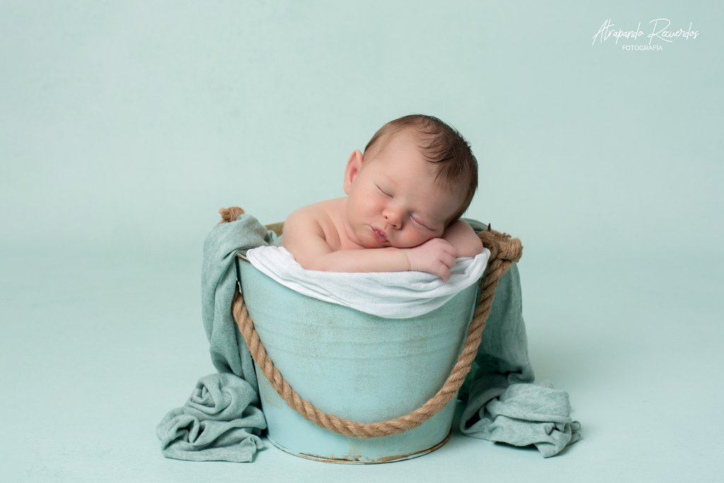 fotografo recien nacido galdakao