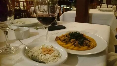 Restaurante Bené da Flauta, em Ouro Preto