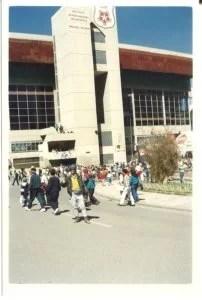 Estadio Hernando Siles, em La Paz