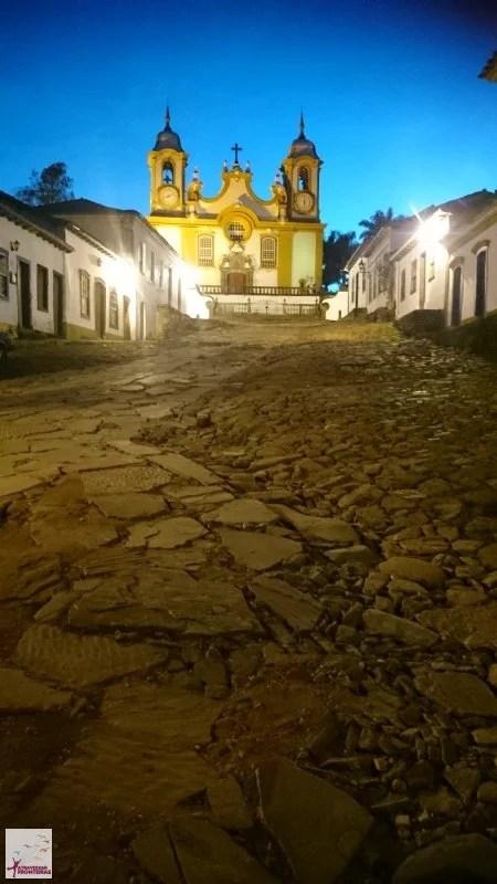 Igreja Matriz de Santo Antônio, Tiradentes
