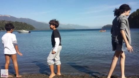 Baia Mansa, Lago Nahuel Huapi, Villa la Angostura