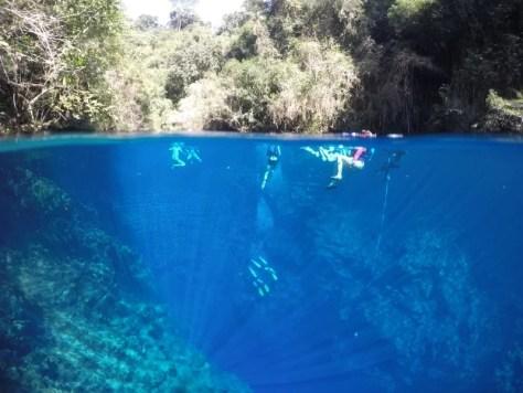 Lagoa Misteriosa, Bonito/MS