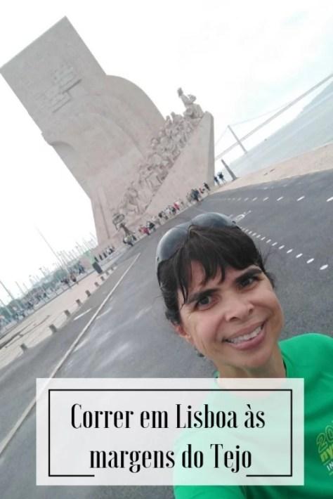 Correndo em Lisboa