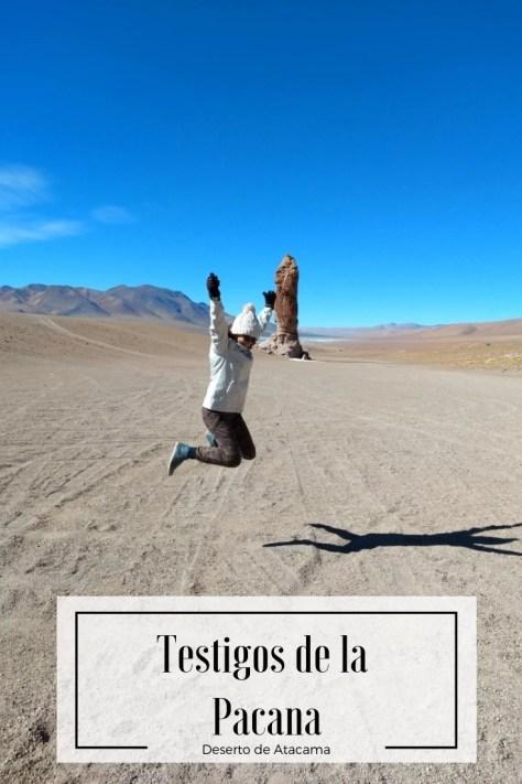Testigos de la Pacana - Atacama