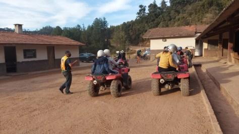 Quadriciclo em Monte Verde/MG