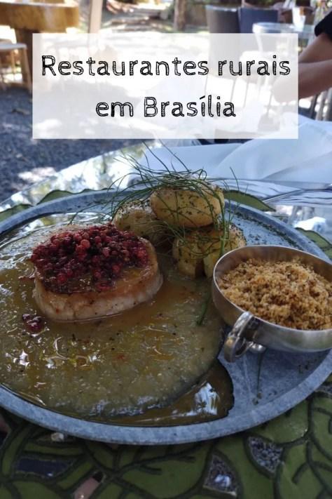 Restaurante Brasis - restaurante rural em Brasília
