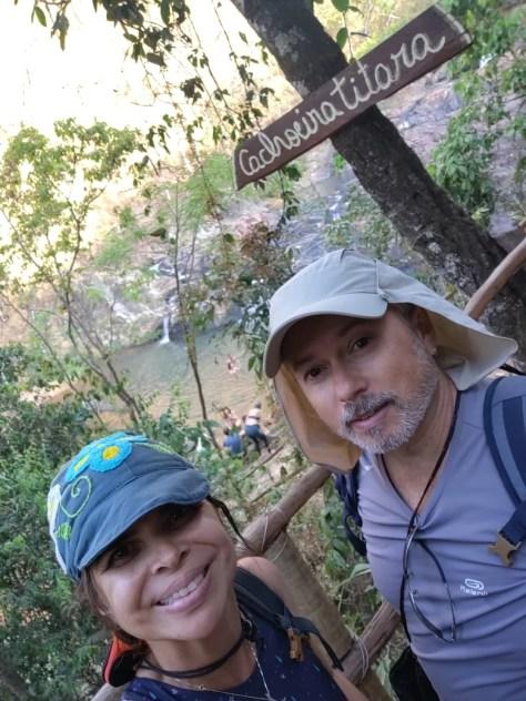 Cachoeira Titara - Lago Oeste/DF