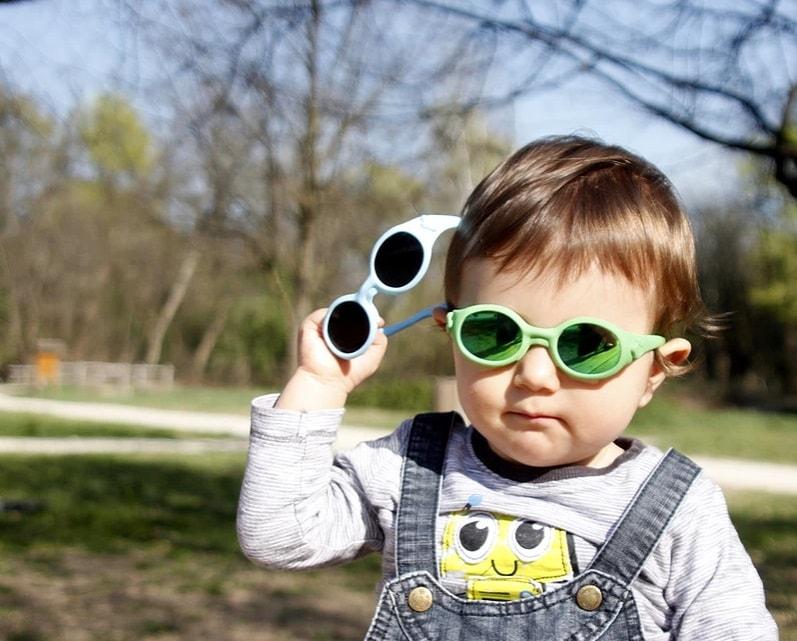 froggy occhiali da sole per bambini da 6 a 36 mesi