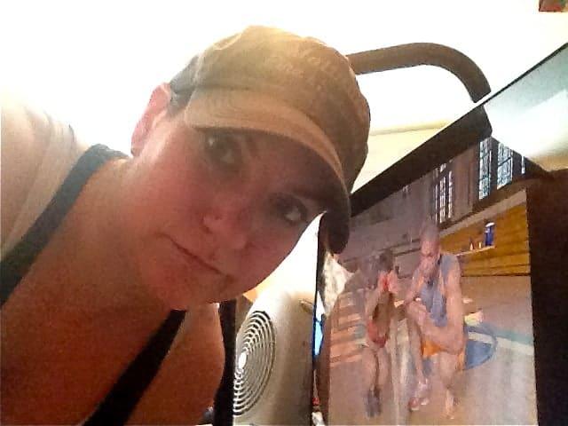 Marathon Training with Insanity