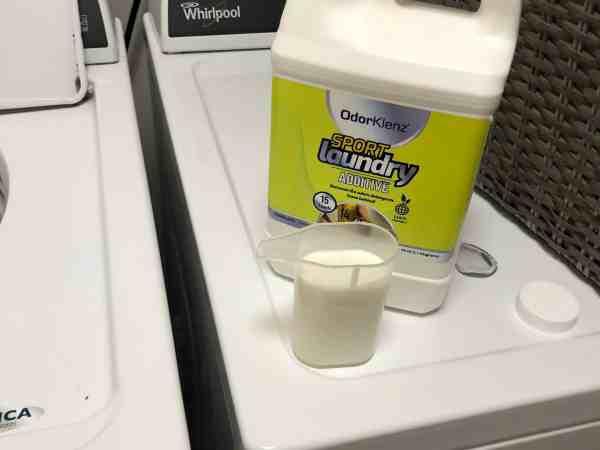 laundry detergent for triathletes