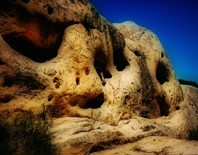 Wind Caves