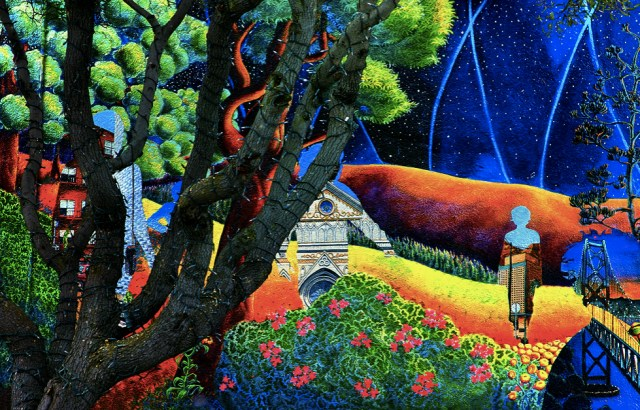 Peter Kun Frary mural