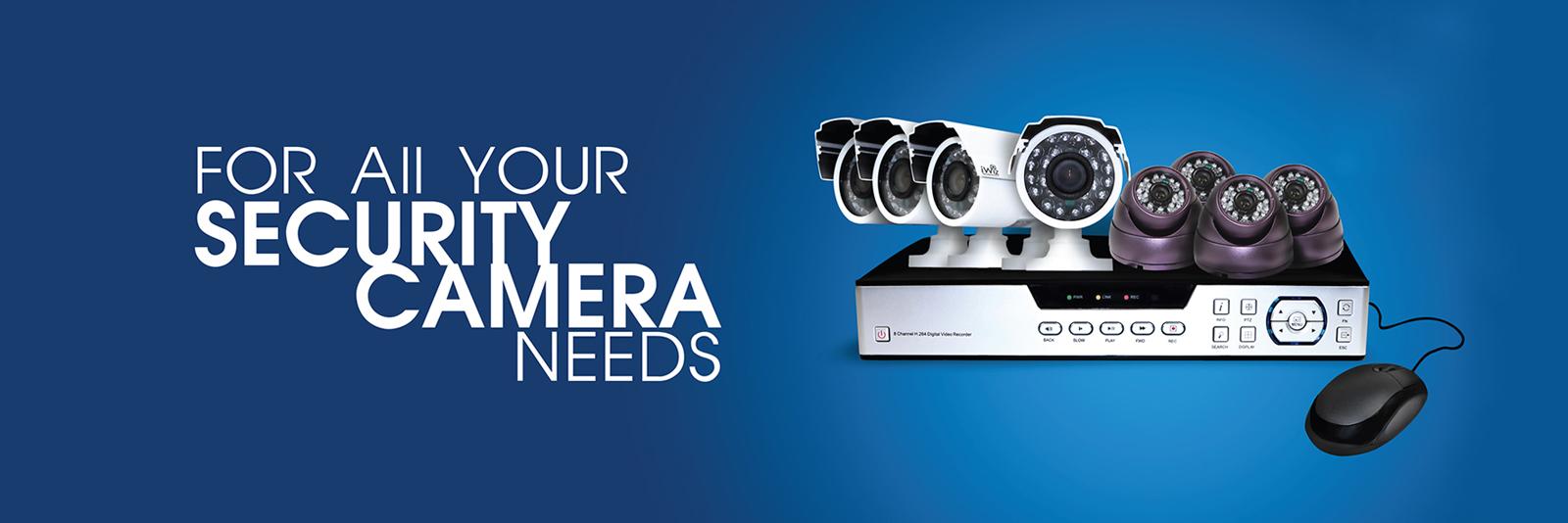 Cctv Security Camera System