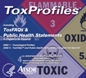 2008 ToxProfiles CD ROM